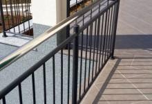 Kombinirane ograde - željezo
