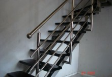 Inox stepenice